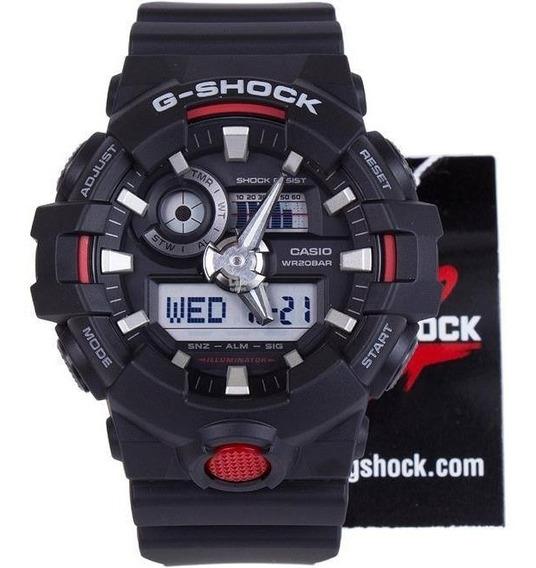 Relógio Casio G Shock Ga700-1adr. Original. Leia O Anúncio.