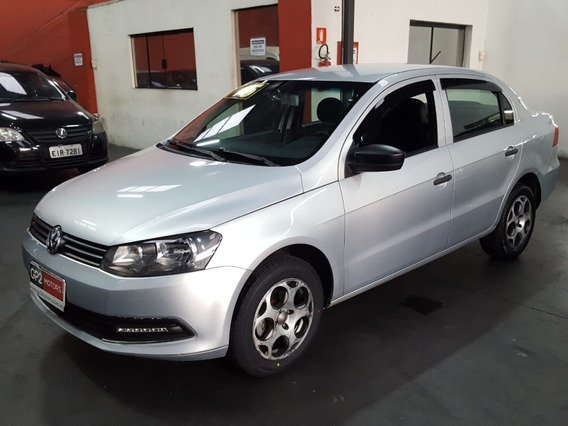 Volkswagen Voyage 1.6 Mi City 8v Flex 4p Manual 2015