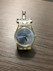 Relógio De Pulso Feminino - Swatch Ag 2006
