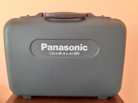 Filmadora Vhs Panasonic Onniemovie Pv-704