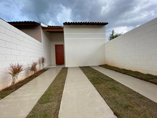 Casa Com 2 Dormitórios À Venda, 63 M² Por R$ 220.000 - Jardim Dulce (nova Veneza) - Sumaré/sp - Ca7293