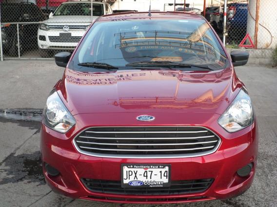 Factura Original Ford Unica Dueña, A/c, Rines, Abs, B/a, Est