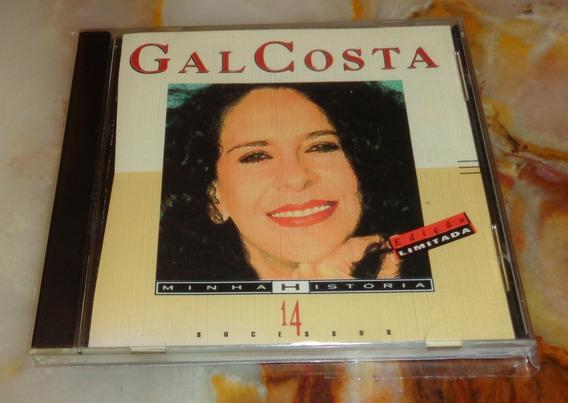 Gal Costa - Minha Historia - Cd Usa