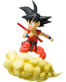 Kid Goku Dragon Ball Z S.h.figuarts Bandai