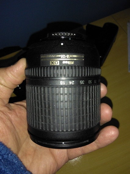 Lente Nikon 18-135 Afs -dx