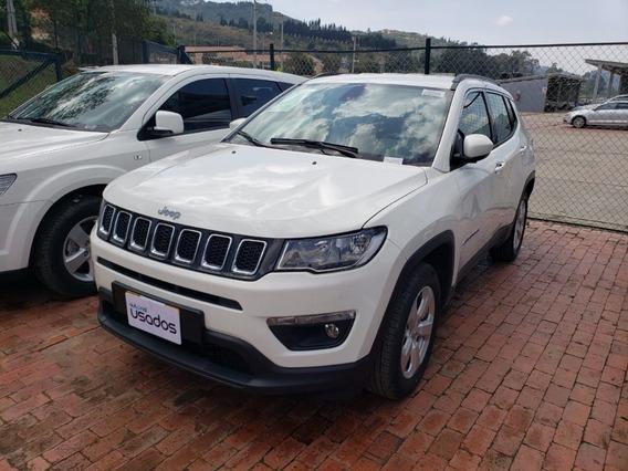 Jeep Compass Longitude 2.4 Aut 5p 2019 Gpr429