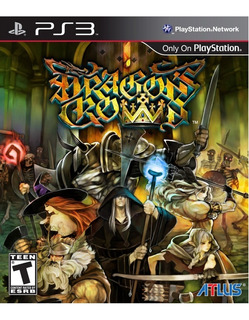 Dragons Crown Ps3 Digital Gcp