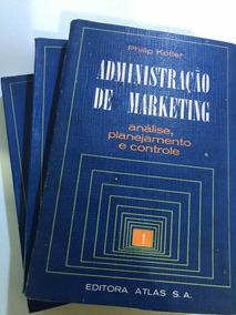 Administração De Marketing 3 Volumes Philip Kotler