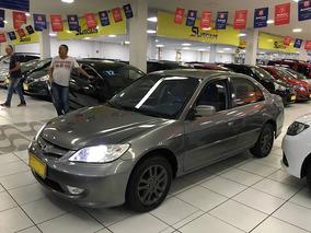 Honda Civic 1.7 Lx 2006 - 135mil Km