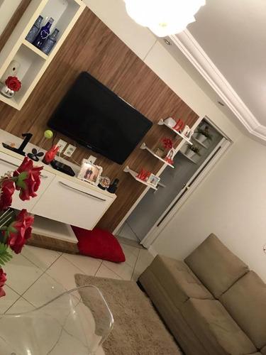 Imagem 1 de 13 de Apartamento Em Jardim Nazareth, Mogi Mirim/sp De 51m² 2 Quartos À Venda Por R$ 180.000,00 - Ap1144991