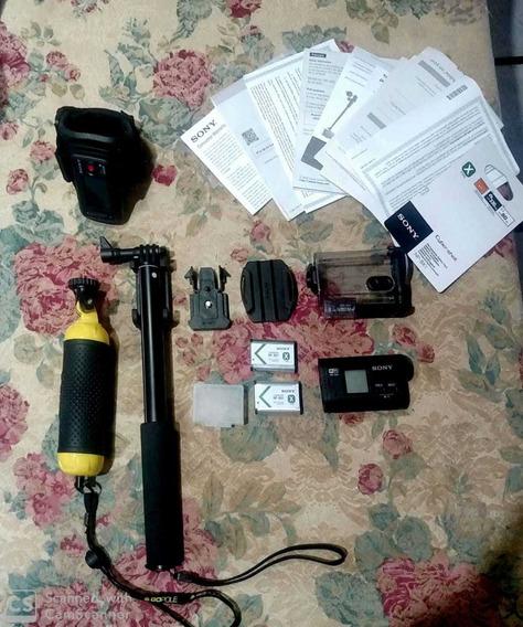 Vendo Câmera Sony Hdr As20 E Acessórios