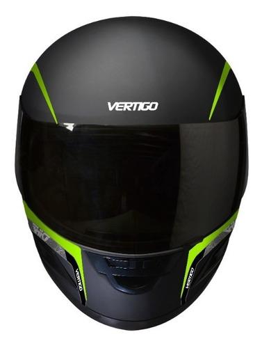 Casco Moto Integral Vertigo Dominium.  Tienda Oficial.