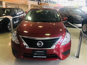 Nissan Versa Sense Tm 2019