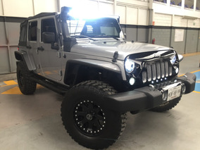 Jeep Wrangler Unlimited Willys Wheeler 2014
