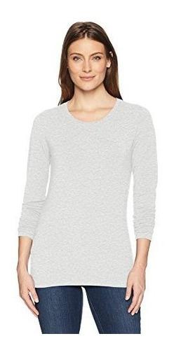 Amazon Essentials Camiseta Clasica De Cuello Redondo Y Mang