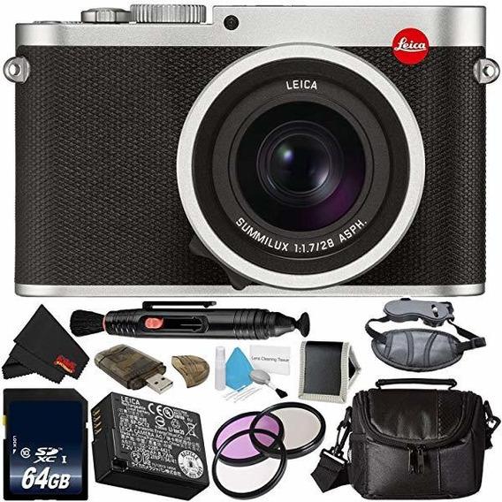 Camara Leica Q Typ 116 24.2 Mp Digital Silver Anodized 340
