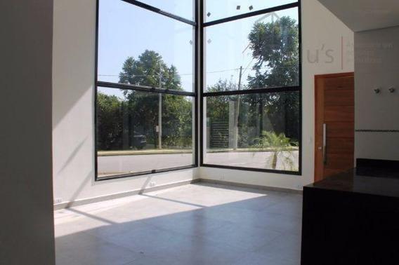 Casa Com 4 Suítes À Venda, - Condomínio Ibiti Royal Park - Sorocaba/sp Esquina Frente Área Verde - Ca0827
