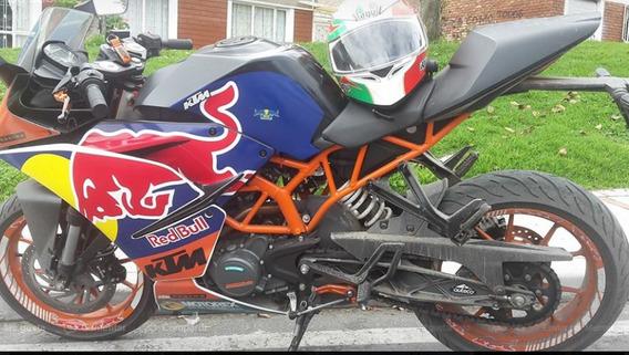Ktm 200 Rc Red Bull