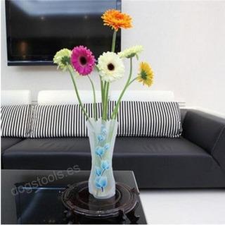 Floreros Decorativos De Plastico