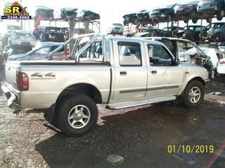 Sucata Ford Ranger Xlt 2.8 8v 135cv 4x4 Diesel 2004 Peças