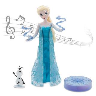 Princesa Elsa Frozen Canta (30 Cm) A1336 Disney Original