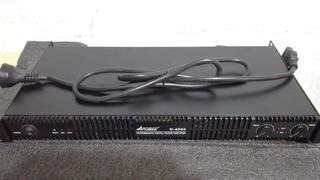 Apogee D4000 Potencia Digital 2x2000w - N0 Jbl Peavey Shure