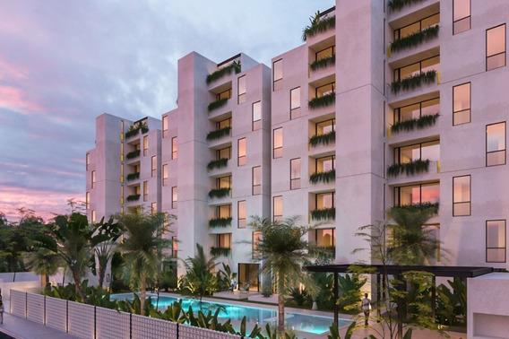 Condo De 2 Recamaras En Via Cumbres, Cancun