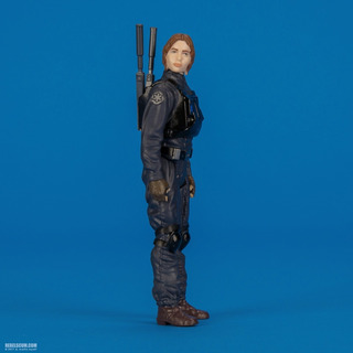 Star Wars - Rogue One Jyn Erso Imperial Crew 3 3/4 Loose