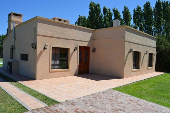 Casa En Alquiler Fatima - Pilar