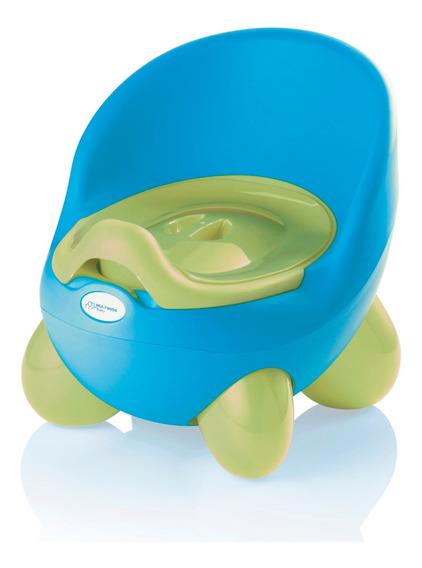Troninho Infantil 2 Em 1 Learn Sytle Azul Multikids Baby