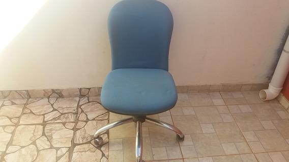Cadeira De Escritorio No Tecido