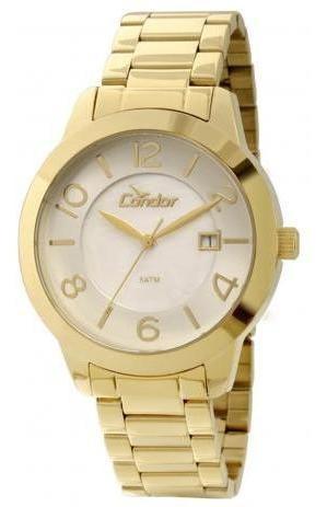 Relógio Analógico Condor Feminino - Co2115tj 4b Dourado