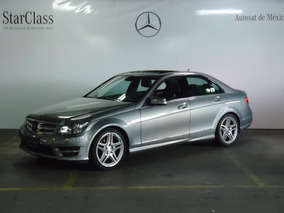 Mercedes-benz C 250 Sport Navy 2013