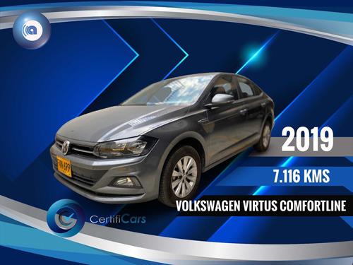 Volkswagen Virtus 2019 1.6 Comfortline