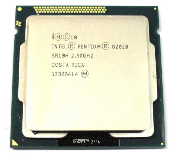 Pentium Dual Core G2020 Socket 1155 3.0 Ghz Oem Com Nota .