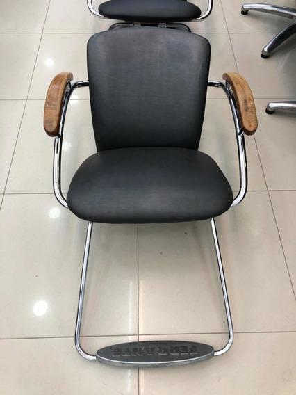 Cadeira Cabeleireiro Ferrante Modelo Riviera