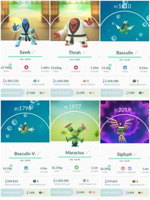 Recarga Pokémon Go! Regionais, Doces, 100%, Lendário E Mais!