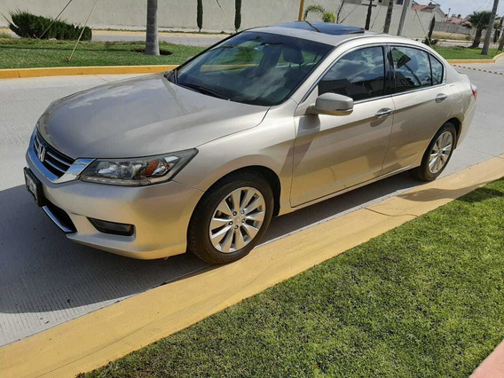 Honda Accord 3.5 Exl Sedan V6 At 2014