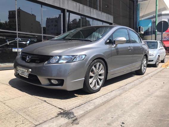 Honda Civic 2.0 Si Mt 2010