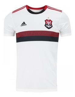 Nova Camisa Do Flamengo Branca 19/20 Original - Frete Grátis