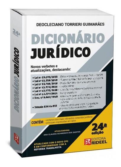 Dicionario Universitario Juridico - Rideel