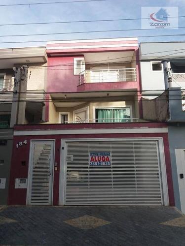 Imagem 1 de 17 de Sobrado Com 3 Dormitórios À Venda Por R$ 950.000,00 - Parque Terra Nova Ii - São Bernardo Do Campo/sp - So0129