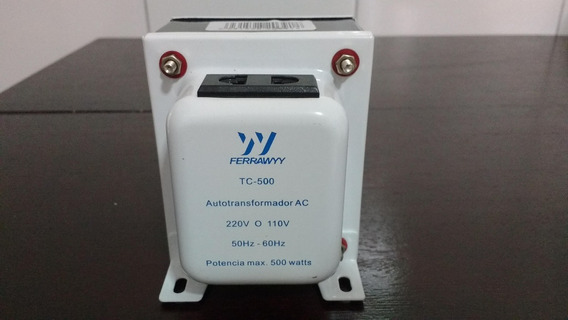 Autotransformador Ferrawyy 500 Watts 110/220 220/110