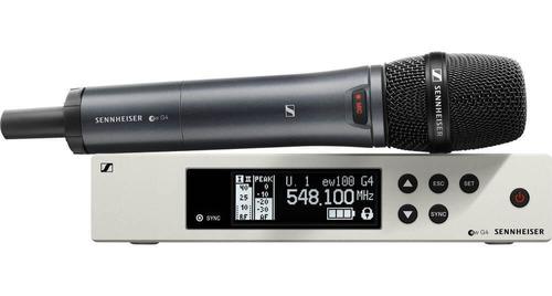 Imagem 1 de 6 de Sistema De Monitoramento Sem Fio Sennheiser Ew 100 G4 835-s