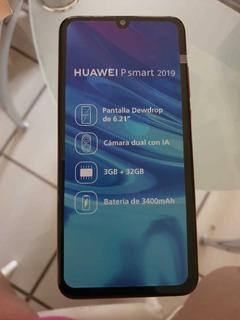 Teléfono Huawei P Smart 2019 Rojo