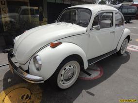 Volkswagen Escarabajo 1600cc Original