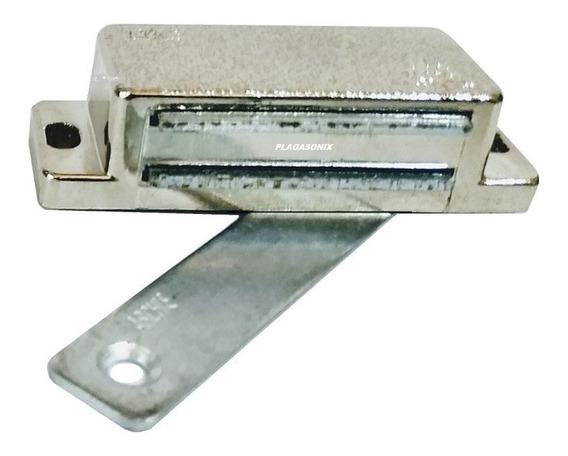 Reten Magnetico Puertas Muebles Alacenas Metalico Premium