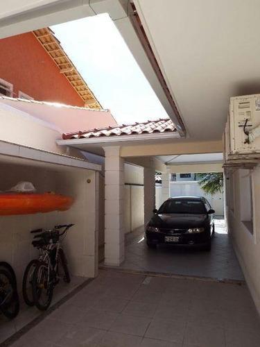 Casa Residencial À Venda, Itaipu, Niterói. - Ca0211