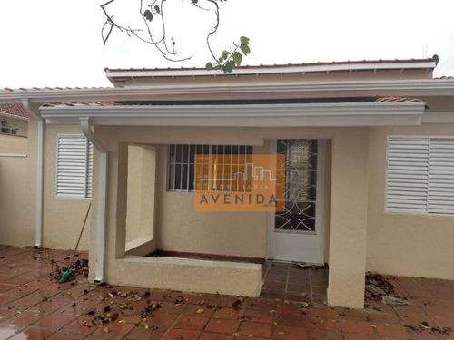 Imagem 1 de 13 de Casa Com 3 Dormitórios Para Alugar, 90 M² Por R$ 2.300,00/mês - Nova Paulínia - Paulínia/sp - Ca0464