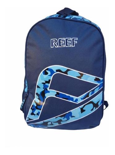 Mochila Reef Original Bordada Estampada I Modelo2017